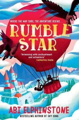 Cover for Rumblestar by Abi Elphinstone