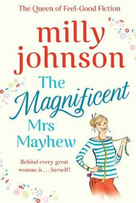 Cover for The Magnificent Mrs Mayhew by Milly Johnson