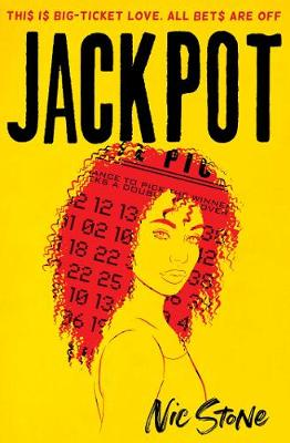 Cover for Jackpot by Nic Stone