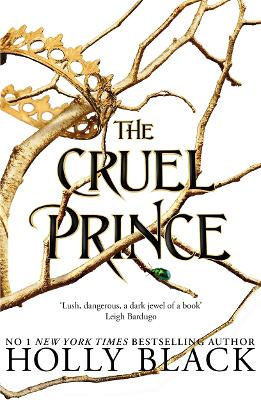 Cover for The Cruel Prince by Holly Black