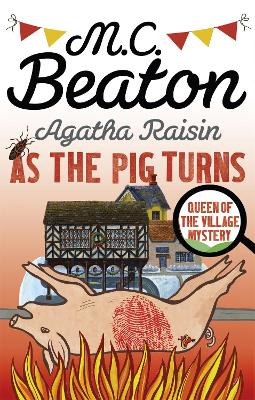 Agatha Raisin: As The Pig Turns by M. C. Beaton