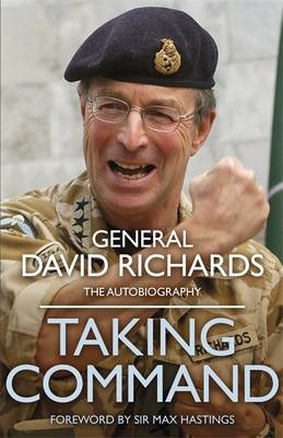 Taking Command by David Richards
