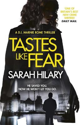 Cover for Tastes Like Fear by Sarah Hilary