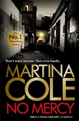 Cover for No Mercy The brand new novel from the Queen of Crime by Martina Cole