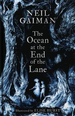 Cover for The Ocean at the End of the Lane by Neil Gaiman