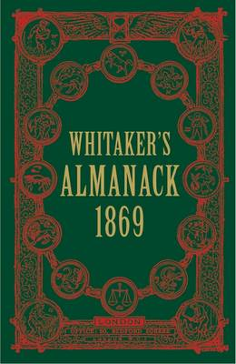 Whitaker's Almanack 1869 by