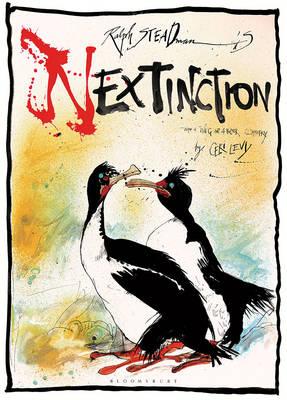 Nextinction Birds in Trouble by Ceri Levy, Ralph Steadman