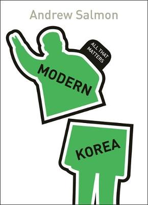 Modern Korea by Andrew Salmon