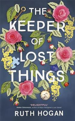 Cover for The Keeper of Lost Things by Ruth Hogan