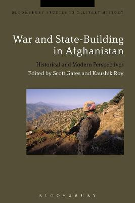 War and State-Building in Afghanistan Historical and Modern Perspectives by Dr. Kaushik Roy
