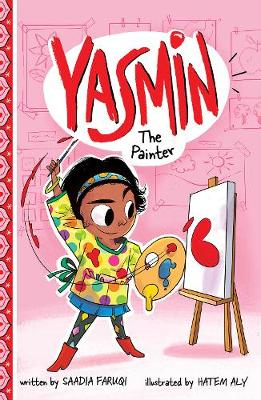 Cover for Yasmin the Painter by Saadia Faruqi