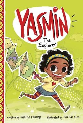 Cover for Yasmin the Explorer by Saadia Faruqi