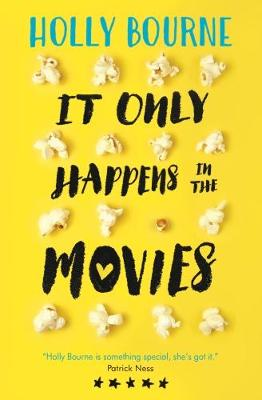 Cover for It Only Happens in the Movies by Holly Bourne