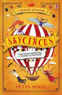 Cover for Skycircus by Peter Bunzl
