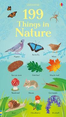 Cover for 199 Things in Nature by Hannah Watson
