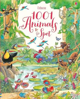 1001 Animals to Spot by Ruth Brocklehurst