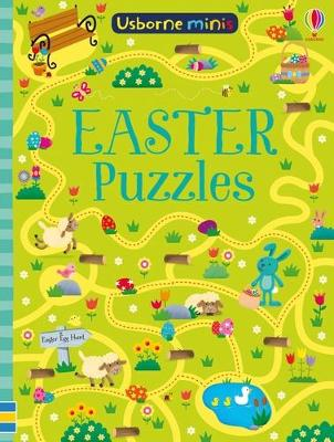 Cover for Easter Puzzles by Simon Tudhope