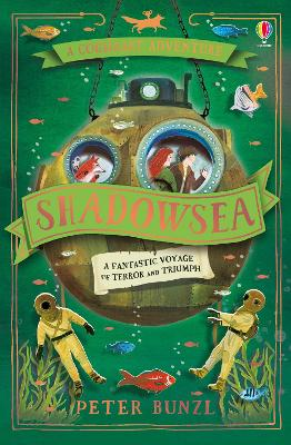 Cover for Shadowsea by Peter Bunzl