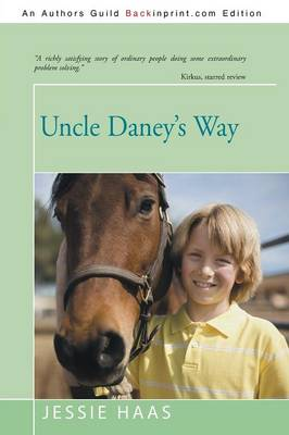 Uncle Daney's Way by Jessie Haas