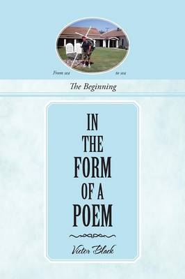In the Form of A Poem by Victor Black