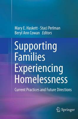 Supporting Families Experiencing Homelessness Current Practices and Future Directions by Mary E. Haskett