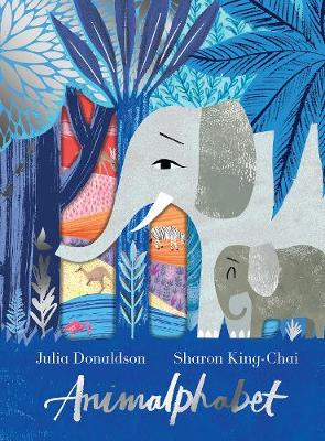 Cover for Animalphabet by Julia Donaldson