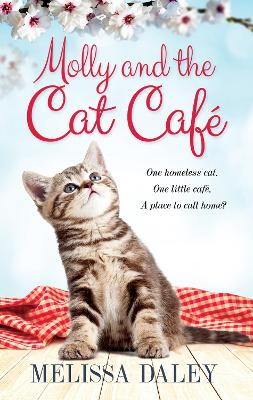 Molly and the Cat Cafe by Melissa Daley