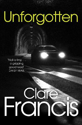 Unforgotten by Clare Francis