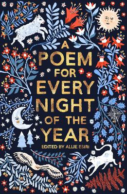 Cover for A Poem for Every Night of the Year by Allie Esiri
