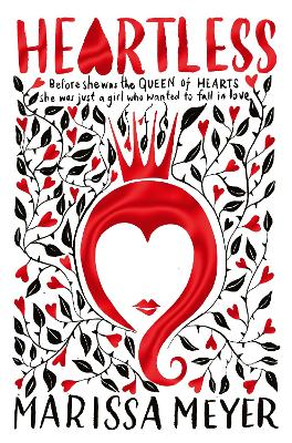 Cover for Heartless by Marissa Meyer