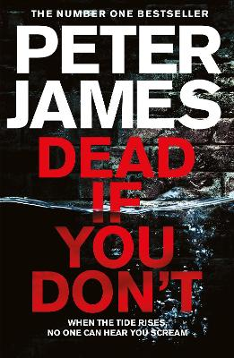 Cover for Dead If You Don't by Peter James