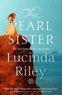 Cover for The Pearl Sister by Lucinda Riley