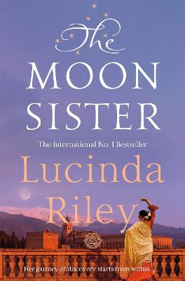 Cover for The Moon Sister by Lucinda Riley