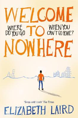 Cover for Welcome to Nowhere by Elizabeth Laird
