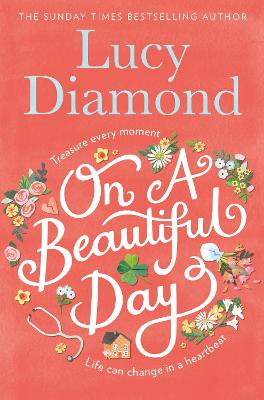 Cover for On a Beautiful Day by Lucy Diamond
