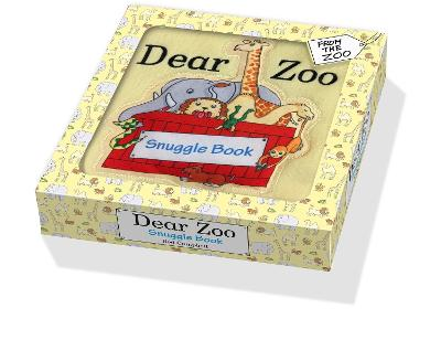 Cover for Dear Zoo Snuggle Book by Rod Campbell