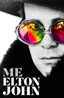 Book Cover for Me by Elton John