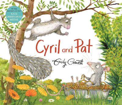 Cover for Cyril and Pat by Emily Gravett