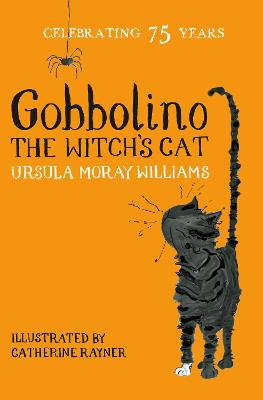 Cover for Gobbolino the Witch's Cat by Ursula Moray Williams