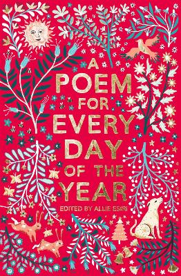Cover for A Poem for Every Day of the Year by Allie Esiri