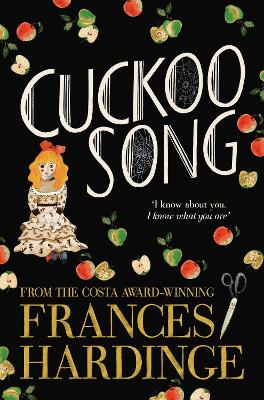 Cover for Cuckoo Song by Frances Hardinge
