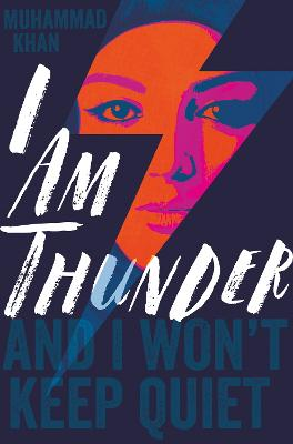 Cover for I Am Thunder by Muhammad Khan