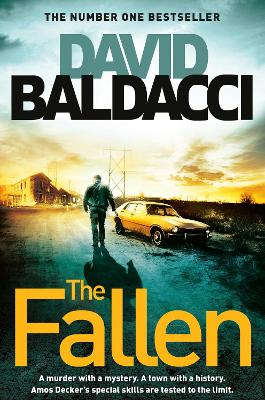 Cover for The Fallen by David Baldacci