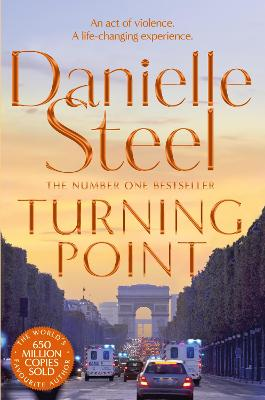 Cover for Turning Point by Danielle Steel