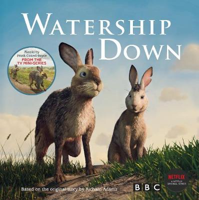 Cover for Watership Down Gift Picture Storybook by Frank Cottrell-Boyce