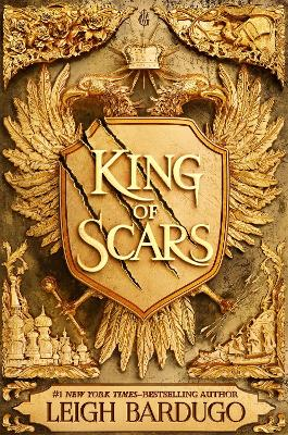 Cover for King of Scars by Leigh Bardugo