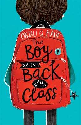 Book Cover for The Boy At the Back of the Class by Onjali Q. Raúf