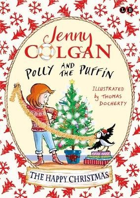 Cover for The Happy Christmas by Jenny Colgan