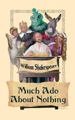 Cover for Much ADO about Nothing by William Shakespeare