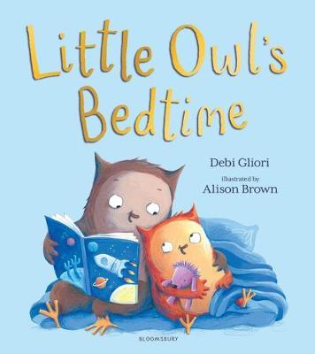 Cover for Little Owl's Bedtime by Debi Gliori